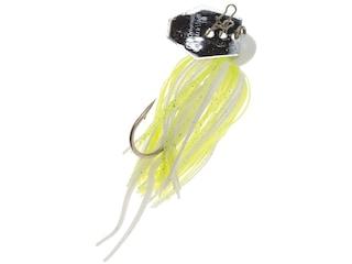 Z-Man Chatterbait Mini Bladed Jig Chartreuse/White 1/4 oz