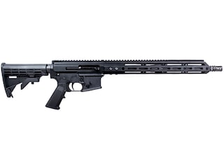 """Bear Creek Arsenal AR-15 Side Charging Semi-Automatic Centerfire Rifle 5.56x45mm NATO 16""""Barrel Parkerized and Black Collapsible"""