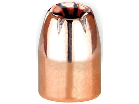 Berry's Superior Plated Bullets Bonded Copper Plated Hybrid Hollow Point