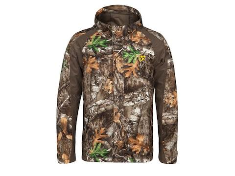 ScentBlocker Men's Drencher Scent Control Insulated Rain Jacket Polyester