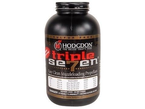 Hodgdon Triple Seven Black Powder Substitute FFg 1 lb