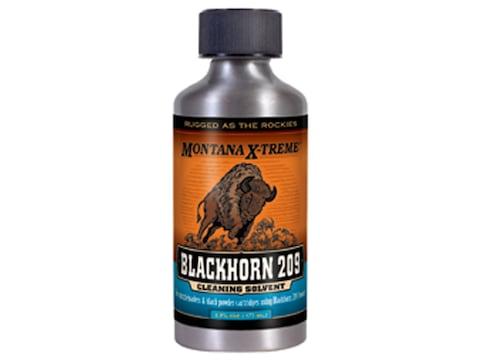 Blackhorn 209 Bore Cleaning Solvent 6 oz Liquid