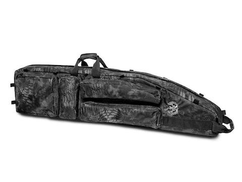 "Kryptek Chris Kyle Legend Tactical Drag Bag 52"" Nylon Typhon"