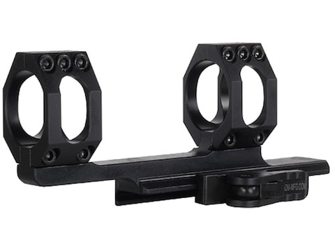American Defense Scout Quick-Release Extended Scope Mount Picatinny-Style with AR-15 Fl...