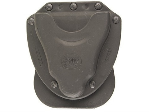 Fobus Paddle Handcuff Carrier Polymer Black