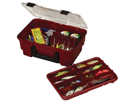 Plano Magnum Satchel Tackle Box with Tray