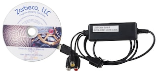 Hawkeye Borescope Camera USB Connector and Software