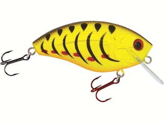 Livingston Howeller Dream Master Classic SQ Crankbait Yellow Craw