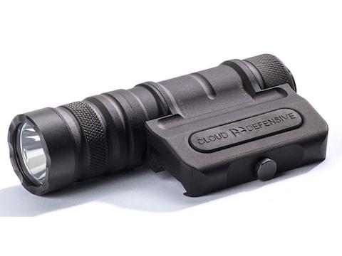 Cloud Defensive OWL Weapon Light with 2 18650 Batteries Aluminum