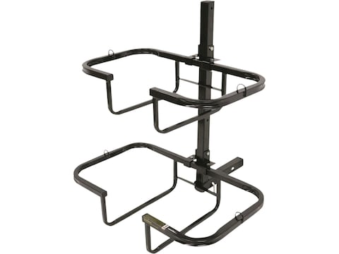 Viking Solutions The Stack Rack Hitch Mounted Gear Rack Steel