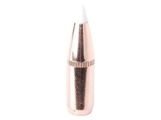 Nosler AccuBond Bullets 25 Caliber (257 Diameter) 110 Grain Bonded Spitzer Boat Tail with Cannelure Box of 100 (Bulk Packaged)