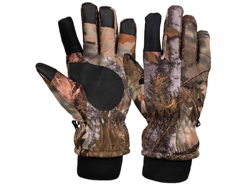 King's Camo Men's Insulated Gloves Polyester