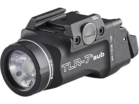 Streamlight TLR-7 Sub Weapon Light LED Aluminum Black