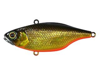 Jackall TN 60 Lipless Crankbait HL Black & Gold