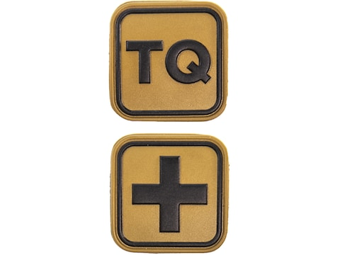 High Speed Gear Medical Patch Combo TQ and Plus Sign
