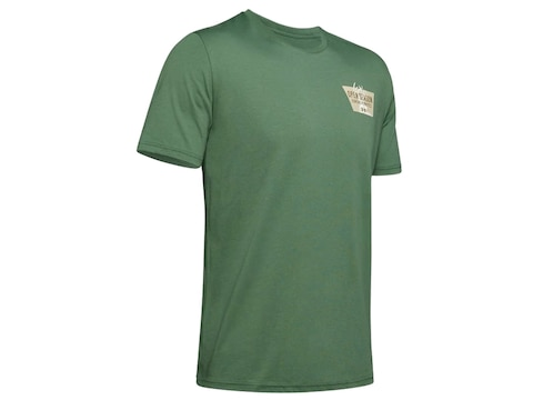 Under Armour UA Opening Day Whitetail T-Shirt Cotton/Poly