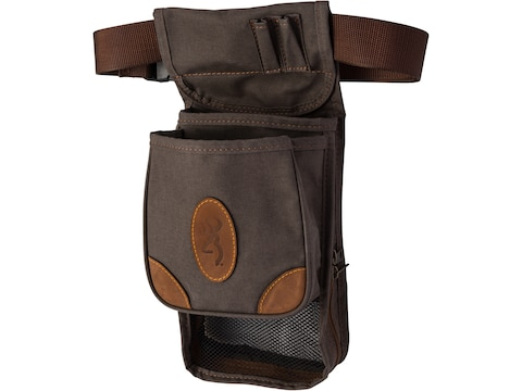 Browning Lona Large Deluxe Canvas Shell Pouch