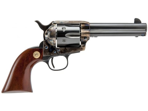 Cimarron P-Model Revolver 6-Round Color Case Hardened, Walnut