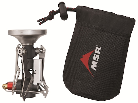MSR Pocket Rocket Deluxe Camp Stove