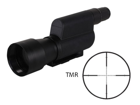 Leupold Mark 4 Tactical Spotting Scope 20-60x 80mm First Focal Refurbished