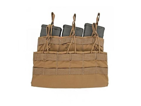 Tactical Tailor Fight Light MOLLE 5.56 Hex Magazine Shingle Pouch 30 Round Magazine Nylon