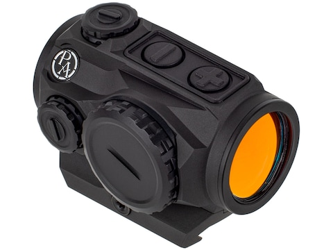 Primary Arms SLx Advanced Gen II Micro Dot Red Dot Sight 2 MOA with Picatinny-Style Mou...