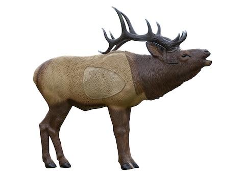 Rinehart 1/3 Scale Woodland Elk 3D Foam Archery Target