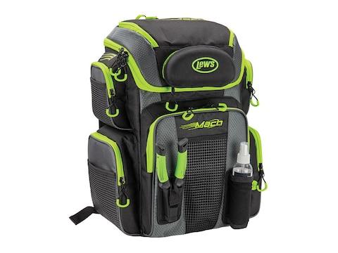 Lew's Mach Hatchpack Tackle Bag