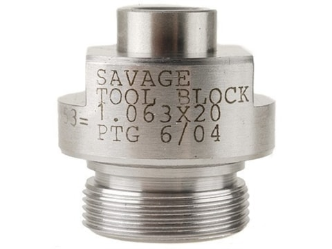 PTG Bolt Face Truing Cutter Guide Savage 10-116