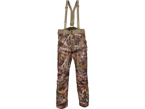 King's Camo Men's XKG Wind-Defender Bib Pants