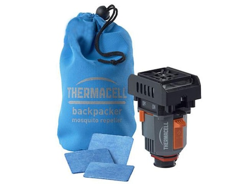 Thermacell Backpacker Mosquito Repellent Gray