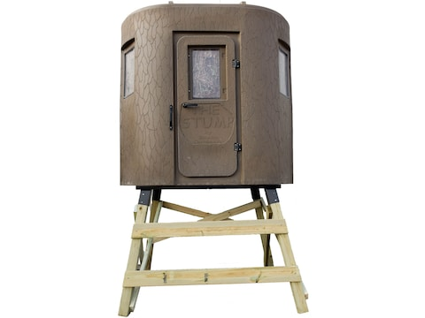 Banks Outdoors Stump 2 Box Blind Polyethylene