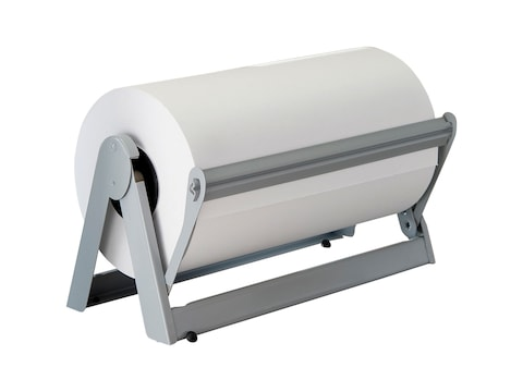 "LEM 18"" Freezer Paper Cutter Steel"