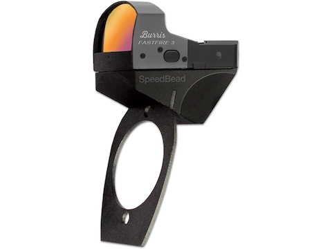 Burris Speed Bead Red Dot Sight 8 MOA Dot with Integral Stock Receiver Spacer Mount