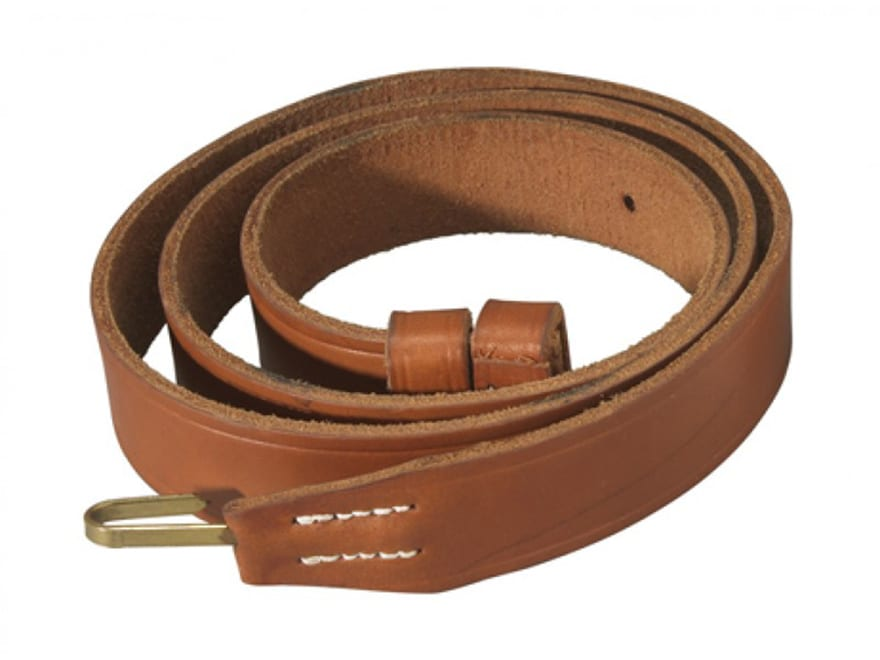 Taylor's & Company 1853 3-Band Enfield Musket Sling Oiled Leather