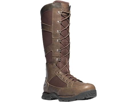 "Danner Pronghorn 17"" Side-Zip GORE-TEX Snake Boots Leather/Nylon Men's"