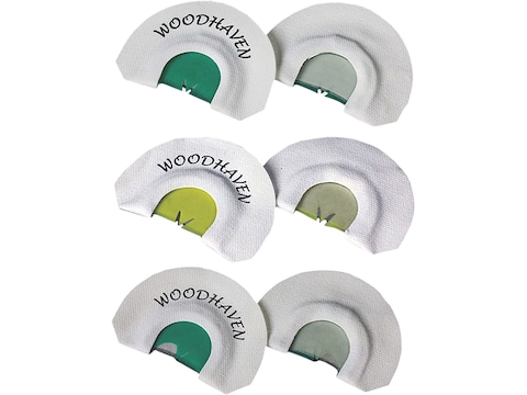 Woodhaven Stinger Pro Series Top 3 ProPack Diaphragm Turkey Call Pack of 3