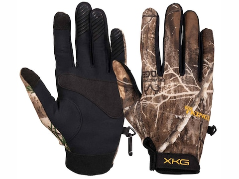 King's Camo Men's XKG Mid Weight Gloves Polyester