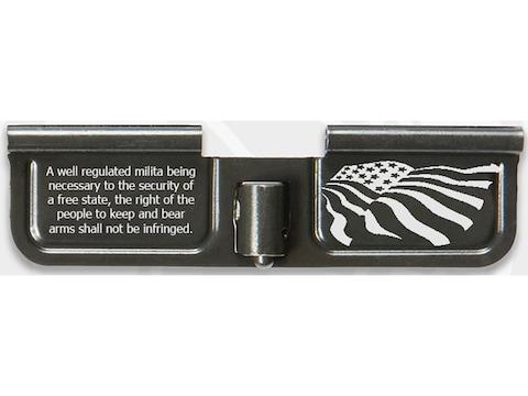 Battle Arms Ejection Port Cover Custom AR-15 Aluminum Black