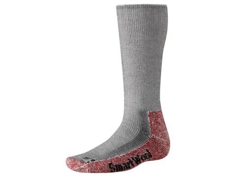 Smartwool Men's Mountaineering Extra Heavy Crew Socks Wool Blend 1 Pair