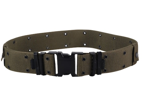 "5ive Star Gear GI Spec Pistol Belt Expandable to 50"" Waist Nylon"