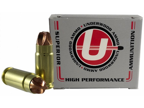 Underwood Xtreme Defender Ammunition 9x25mm Dillon 90 Grain Lehigh Xtreme Defense Lead-...