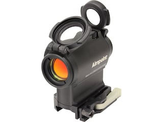 Aimpoint Micro H-2 Red Dot Sight 2 MOA Dot with LRP Mount and 39mm Spacer Matte