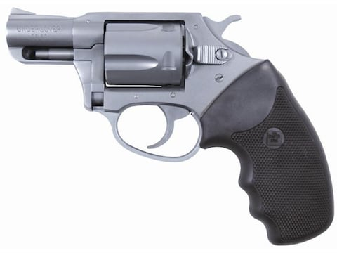 "Charter Arms Undercover Revolver 38 Special +P 2"" Barrel 5-Round Black Rubber"