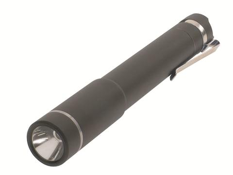 Smith & Wesson Night Guard Elite Flashlight LED with 2 AA Batteries Aluminum Black