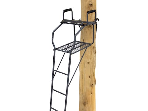 Rivers Edge Bowman Single Ladder Treestand