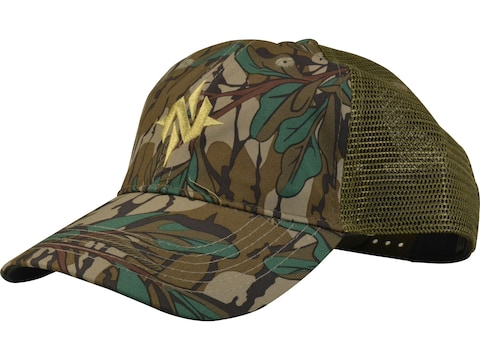 Nomad N Mark Camo Low Country Trucker Cap
