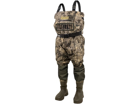 Frogg Toggs Grand Refuge 3.0 Breathable Insulated Chest Waders Nylon/Polyester Men's