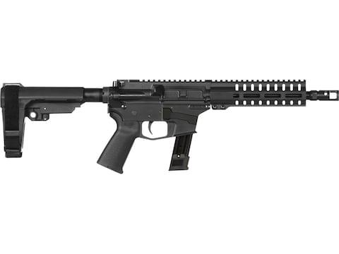 "CMMG Banshee 200 MK17 With Rip Brace 9mm Luger Semi-Automatic Pistol 8"" Barrel 20+1-Round"