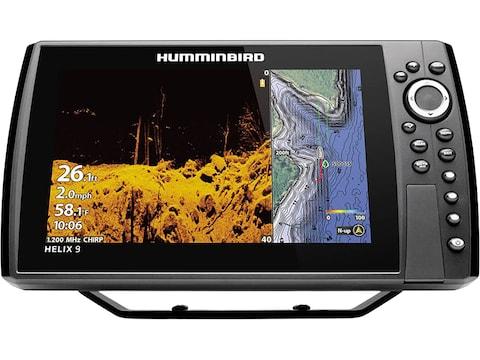 Humminbird Helix CHIRP MEGA DI+ GPS G4N CHO Fish Finder
